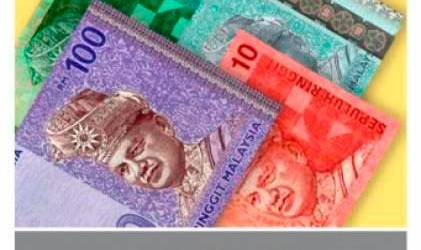 Ringgit ends lower against greenback for second day running