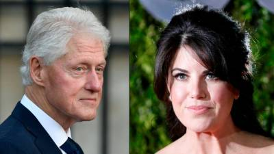 Bill Clinton says Lewinsky affair was to 'manage anxieties' 1