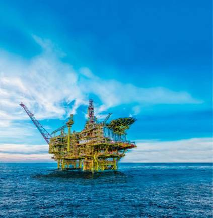 Hess Malaysia delivers first gas from NMB Phase 2 project