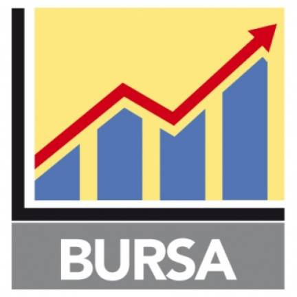 Bursa Malaysia ends slightly lower