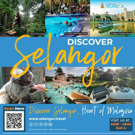 Showcasing the best that Selangor has to offer
