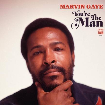 Gaye's 1972 album finally released