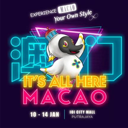 The best time to visit Macao