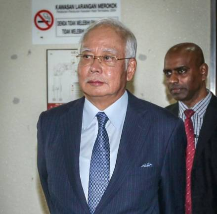 Najib's SRC trial kicks off Tuesday, prosecution readies nine witnesses for day one