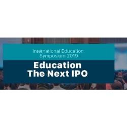 IPO discussions set to dominate International Education Symposium 2019