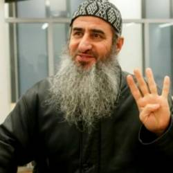Krekar is accused by Italy of leading the Rawti Shax, a network with alleged links to the Islamic State group Krekar is accused by Italy of leading the Rawti Shax, a network with alleged links to the Islamic State group. — AFP