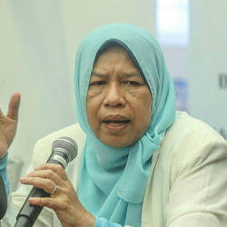 Field more women candidates in Sarawak election: Zuraida