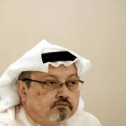 File picture of Saudi journalist Jamal Khashoggi.