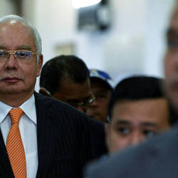 Najib bought watch worth RM466,330 for wife in December 2014