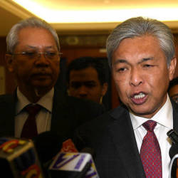 Umno to field candidate for Kimanis by-election: Ahmad Zahid
