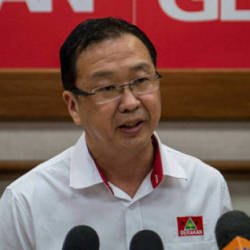 Police report lodged over defamatory statements by Gerakan president