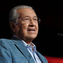 Mahathir to leave for Jakarta tomorrow to attend inauguration ceremony of President, VP