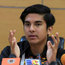 Syed Saddiq wants MPC crisis resolved by year end