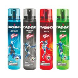The Dashing Deo + Perfume Body Spray.