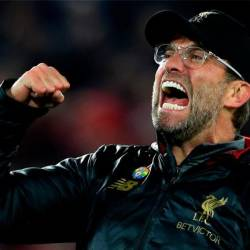 Liverpool boss Klopp not anticipating any further arrivals