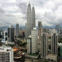 File picture of the skyline of Kuala Lumpur, Malaysia. — AFP