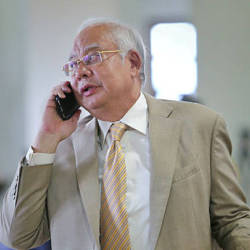 Cops to record Najib's statement today over Facebook posting