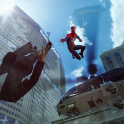"The studio worked with Sony interactive and Marvel Games on ""Spider-Man,"" which has sold more than 13.2 million copies worldwide, according to Sony. — AFP Relaxnews"