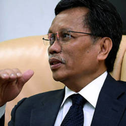 SICC to be ready in December: Shafie