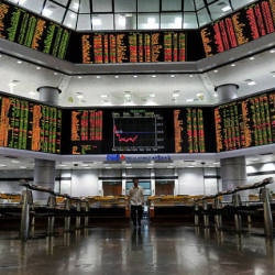 Trade optimism, UK election bolster Bursa to end higher