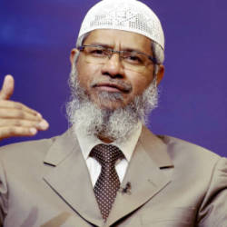 India tells Tun M that it wants Zakir