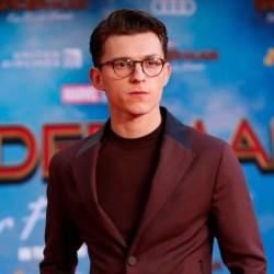 Spider-Man star Tom Holland. - Reuters