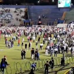 At least three people died and seven were injured in riots Saturday night between rival soccer fans ahead of a national championship game in Honduras, a hospital treating the victims said. — Reuters