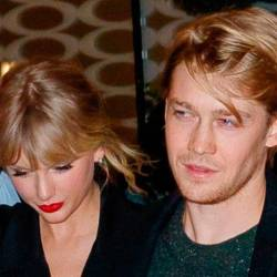 Taylor Swift and Joe Alwyn