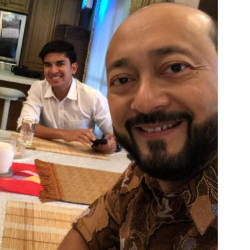 Amid political thriller, three Bersatu politicians post cryptic photo on Instagram
