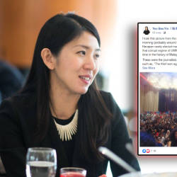 Yeo Bee Yin remembers Sheraton PJ on May 10, 2018