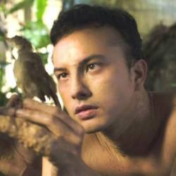 Indonesian actor Nicholas Saputra in Interchange (2016).
