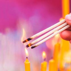 Burning incense sticks for prayers can be bad for health, say Thai scientists