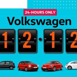 VW Malaysia 12.12 Instagram-exclusive sale from 12.01 tonight