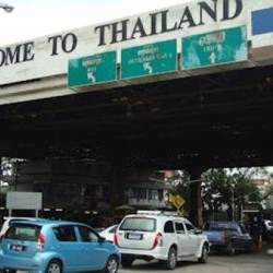 Proposal for one-stop inspection system at M'sia-Thai border
