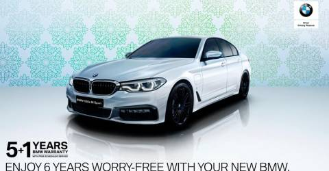Bmw Mini M Sia Introduce Additional One Year Extensions To Service
