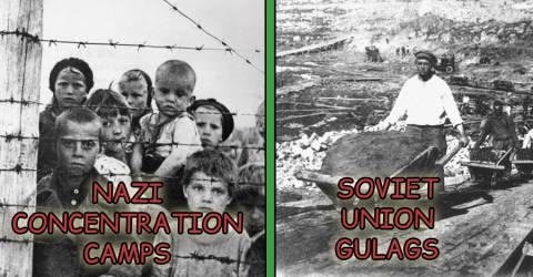 Gulag Vs Concentration Camp