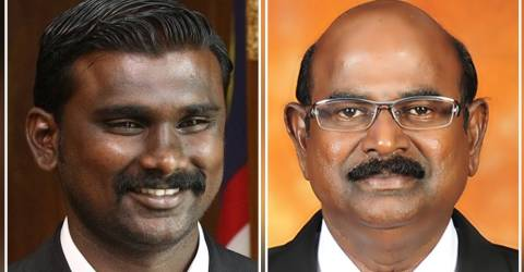 Two politicians nabbed for alleged links to LTTE