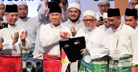 Too early to discuss seat negotiations and elections, say Umno and PAS leaders
