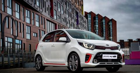Sporty Gt Line Picanto Introduced By Kia M Sia