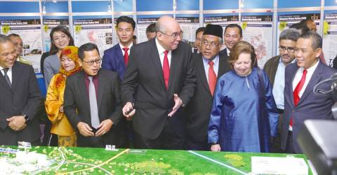 Malaysia Vision Valley 2 0 Officially Launched Nine Years On