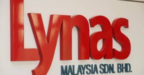 Malaysia to renew Lynas' rare earths plant licence: Sources