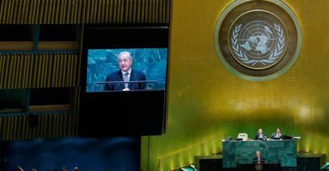 Enmity towards Muslims, Islam stems from creation of Israel: Mahathir