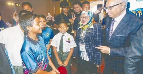 Promoting STEM among students Cover