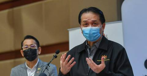Health DG holds first press conference in over two months