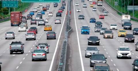 Base road tax on vehicle weight