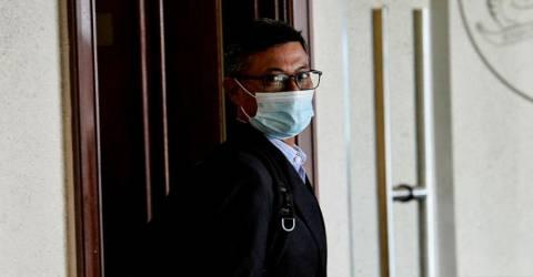 Mohd Hazem paid RM97,000 salary as 1MDB CEO, court told