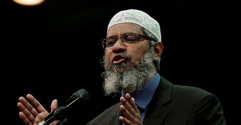 Bukit Aman summons Zakir Naik again