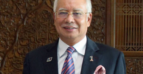 Najib: Opposition consumed by internal conflict