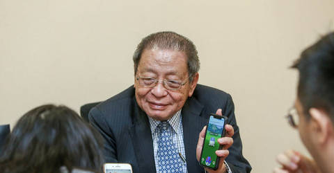 BN leaders still trying to keep lid on 1MDB scandal, says Kit Siang
