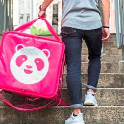Foodpanda delivery rider harassed customer with inappropriate messages